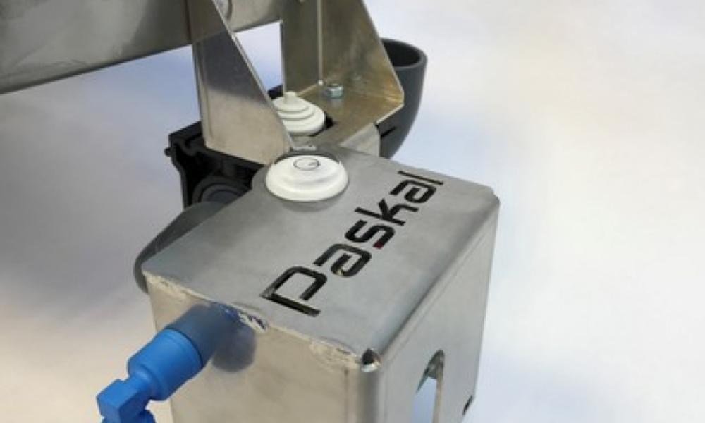 De DrainVision is een draadloos, standalone systeem dat door middel van het nauwkeurig volgen van het gewas oplossingen biedt.