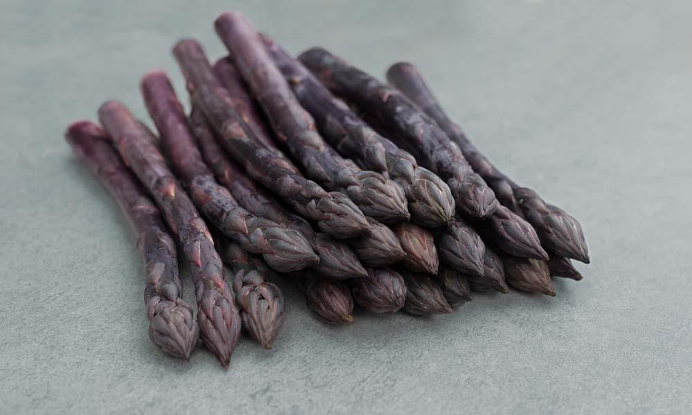 Bejo presenteert eerste 100% mannelijke paarse asperge