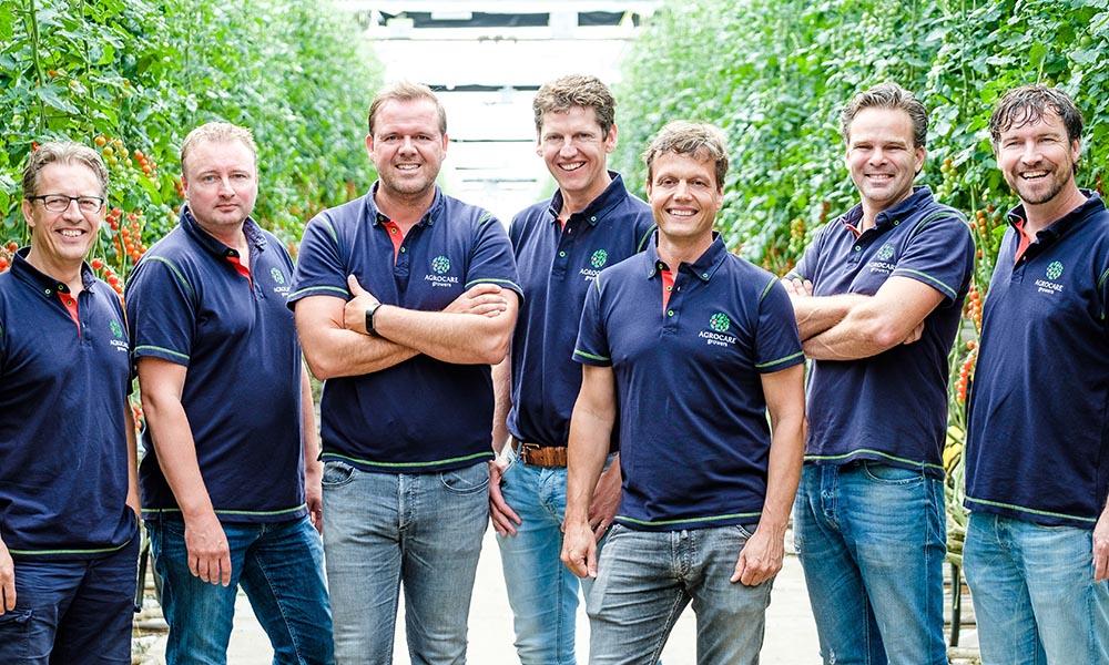 Eén jaar na het samengaan van de tomatenbedrijven Agro Care en Kesgro kijken Philip van Antwerpen en Kees van Veen terug op de fusie.