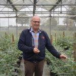 Theo Douven realiseert eigen proeftuin voor blauwe bes in Duitsland