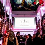 Introductie van label 'Aleia' in het Palacio Neptuno in Madrid.