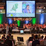 Ernst van den Ende, algemeen directeur Plant Science Group van Wageningen University & Research op het Westland Event 2017