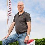 Voorzitter telersvereniging Van Nature Aad Sonneveld