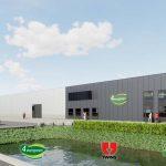 4Evergreen nieuwe bedrijfshal Westdorpe