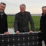 Haalbaarheidsonderzoek naar combinatie van waterberging en zonne-energiepark in Westvoorne.