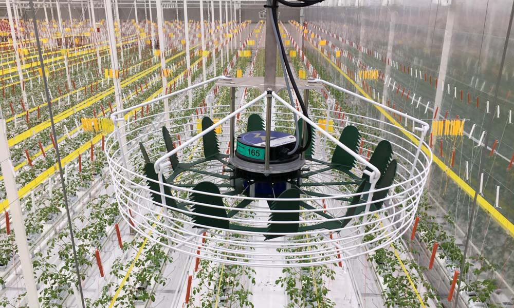 Naar tevredenheid van een groot aantal glastuinbouwondernemers levert Hinova het VentilationJet Systeem. Dat systeem wordt geleverd inclusief de Hinovator