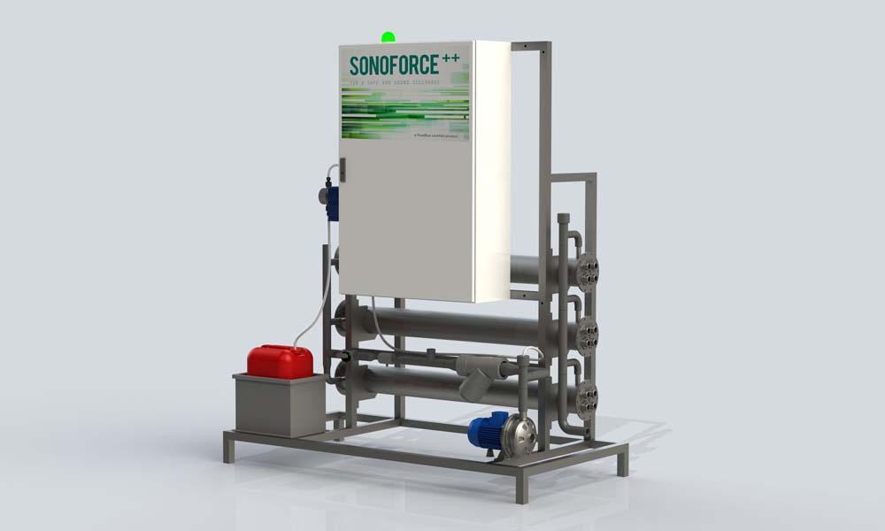 De SonoForce++ X-reeks en C-reeks van PureBlue zijn opgenomen in de BZG-lijst van gecertificeerde waterzuiveringsinstallaties voor de glastuinbouw.