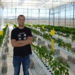 Audun Midthassel coördineert het onderzoek aan biorationals bij JAS in Zuid-Frankrijk.