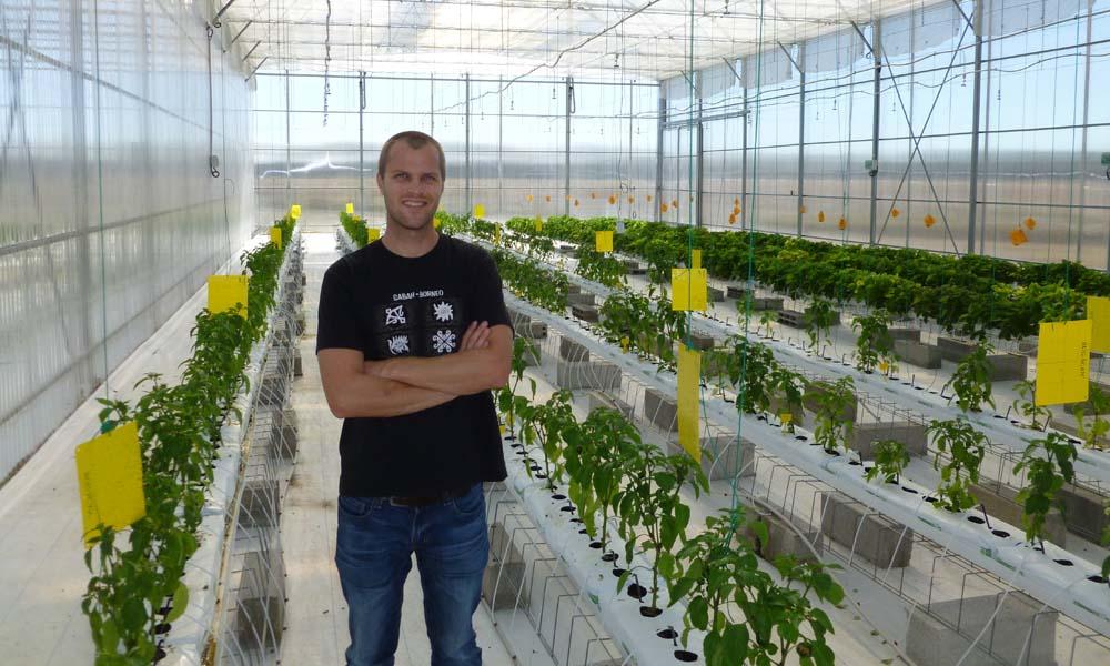 Onderzoekstation Certis Europe geeft vaart aan vergroening