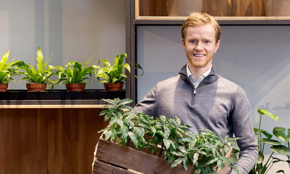 Bunnik Plants in Bleiswijk is organisatorisch volop in transitie. Onder invloed van Thomas Bunnik werkt het bedrijf met een zelfsturend model.