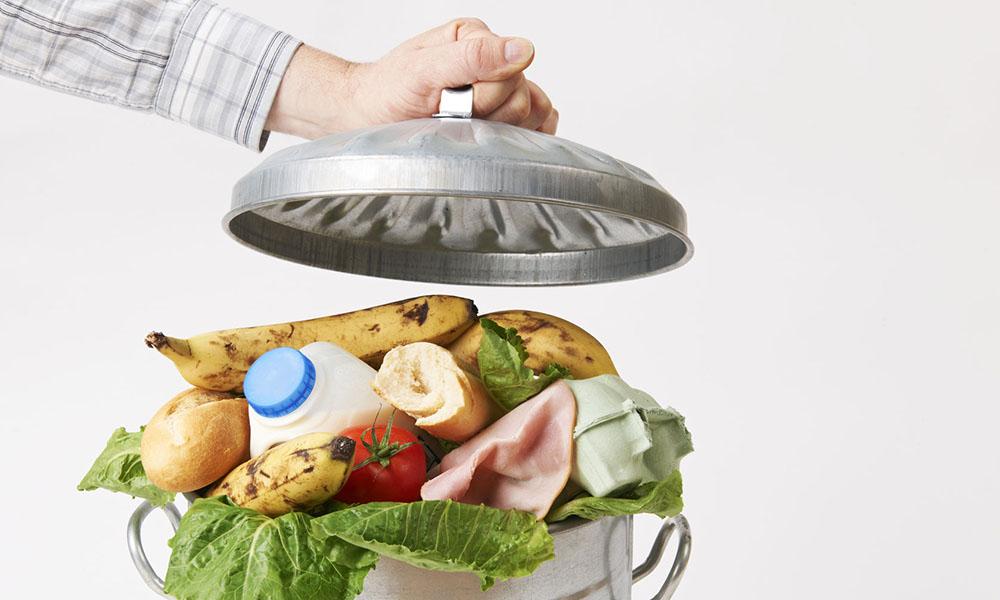 Voedselverspllling