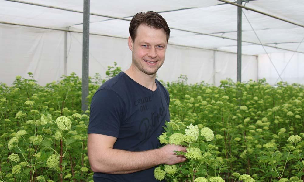 Familiebedrijf de Goudsche Hoeve in Nieuwveen is gespecialiseerd in seizoensproducten. Op dit moment zijn de sneeuwballen volop in productie.