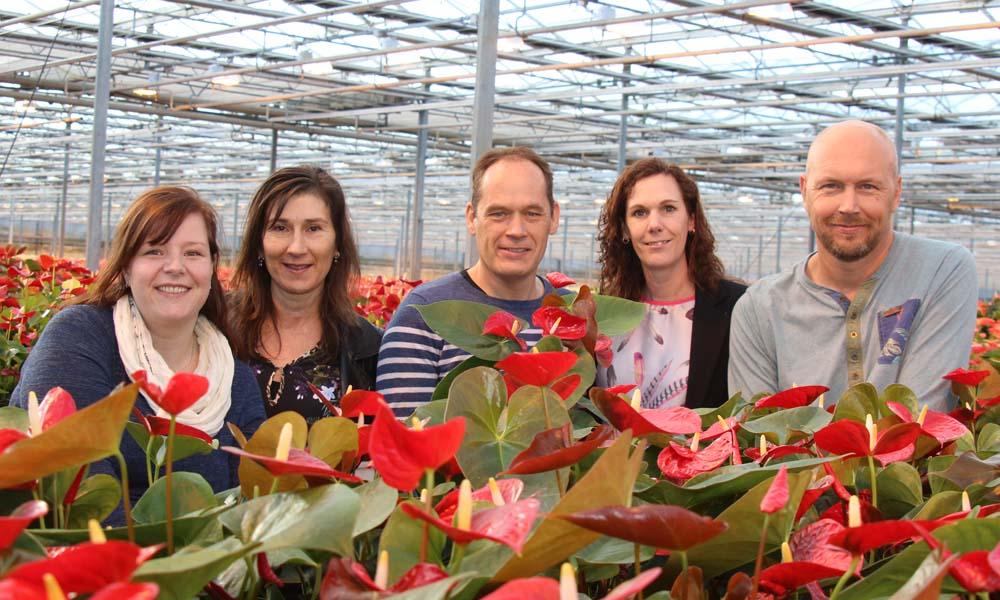 Dit jaar doen er veertien bedrijven mee aan Kom in de Kas op het Zuid-Hollandse eiland Voorne-Putten.