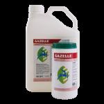 Nieuw etiket Gazelle