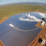 De zonne-energie installatie bij Sundrop Farms in Australië is genomineerde voor de Clean Energy Award.