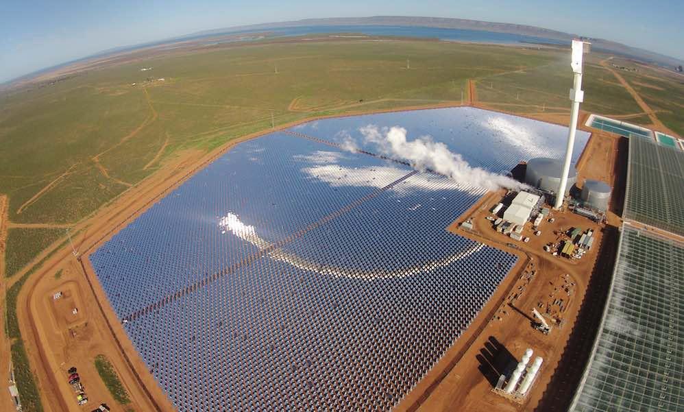 Zonne-energieproject bij Sundrop Farms in finale voor Clean Energy Award