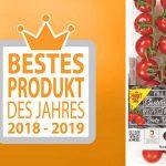 De Duitse consument heeft de Robino cherrytrostomaten van Royal Pride Holland uitgeroepen tot het beste groenteproduct van Duitsland van dit jaar.