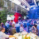 Vers+-diner op maat voor 100 deelnemers bij Koppert Cress in Monster