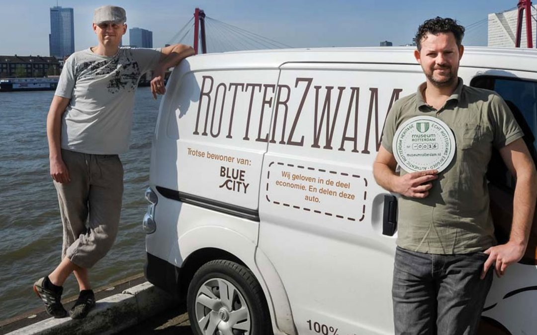 Crowdfunding verzekert oesterzwammenkwekerij van vliegende doorstart