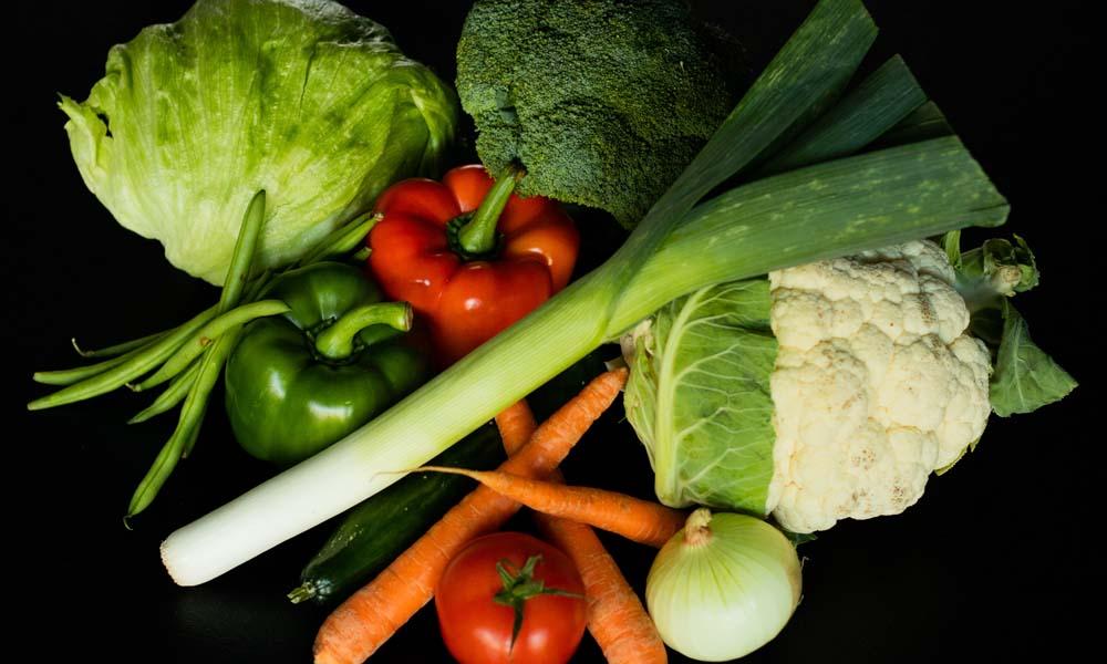 Smaak van groenten kan beter