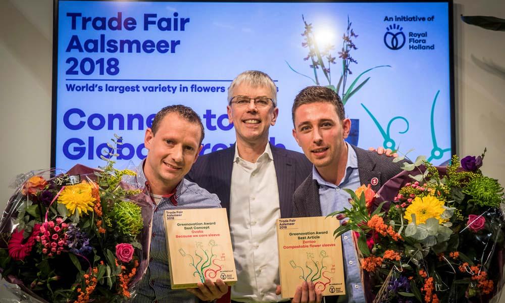 Zentoo en Ovata winnen Greenovation Awards