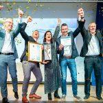 Gediflora gekroond tot International Grower of the Year 2019