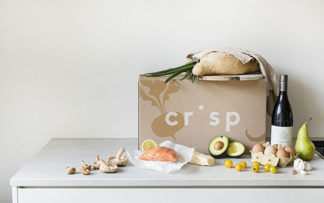 Start-up Crisp wil online versmarkt veroveren