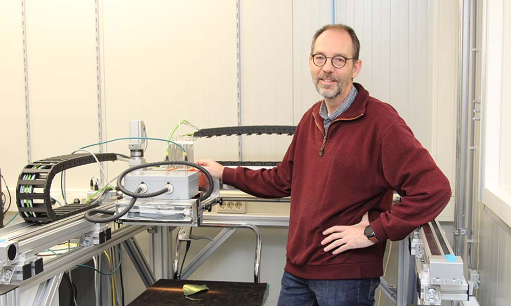 Hyperspectrale scan geeft inzicht in gewas- en vruchtkwaliteit