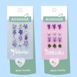 De nieuwe etiketten van Addenda