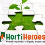 Poster van het HeroFestival