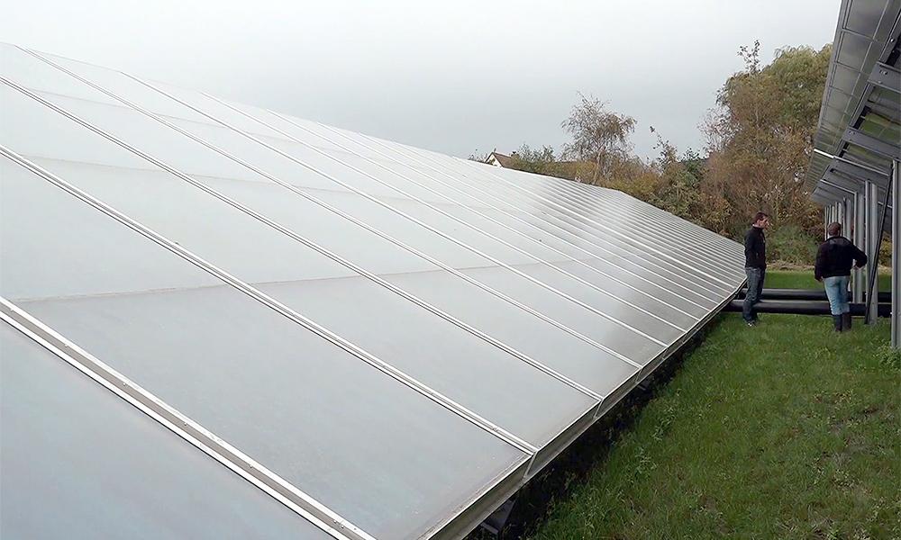 Grootste zonnewarmteproject van Nederland geopend