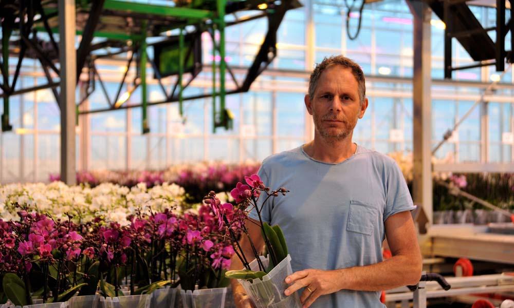 Richard Ter Laak van Ter Laak Orchids