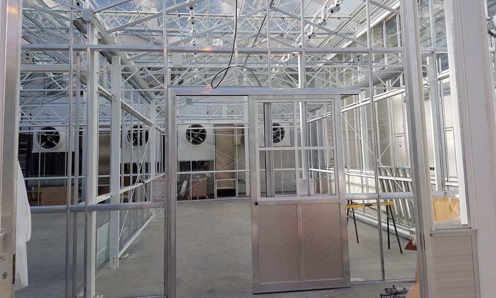 World Horti Center krijgt All-climate kas