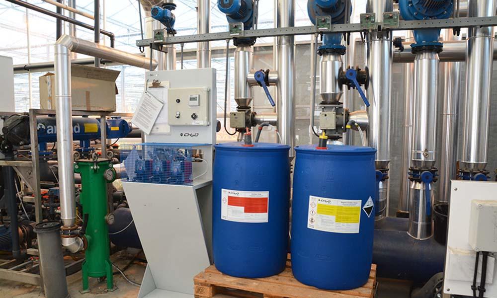 Chloordioxide verrijkt het palet aan ontsmettingsmiddelen