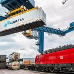 Coolrail koelcontainer