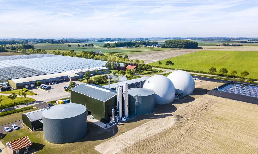 Eerste CO2-afvanginstallatie voor toepassing in glastuinbouw
