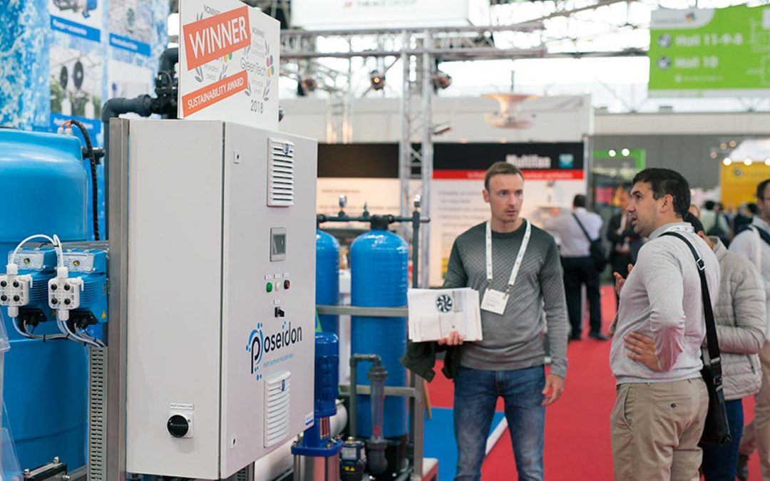Wie winnen de GreenTech Innovation Awards 2019?