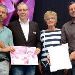 Eric Moor wint dit jaar de Klaas Schoone Award voor de ontwikkeling van de innovatieve potkraag voor de phalaenopsis.