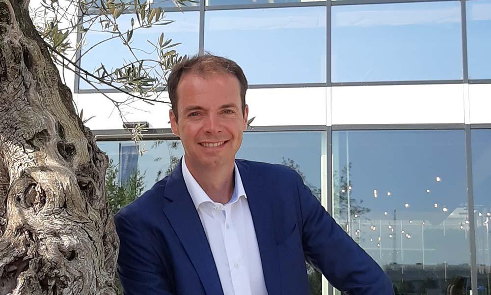 Joep Hendricks nieuwe directeur World Horti Center