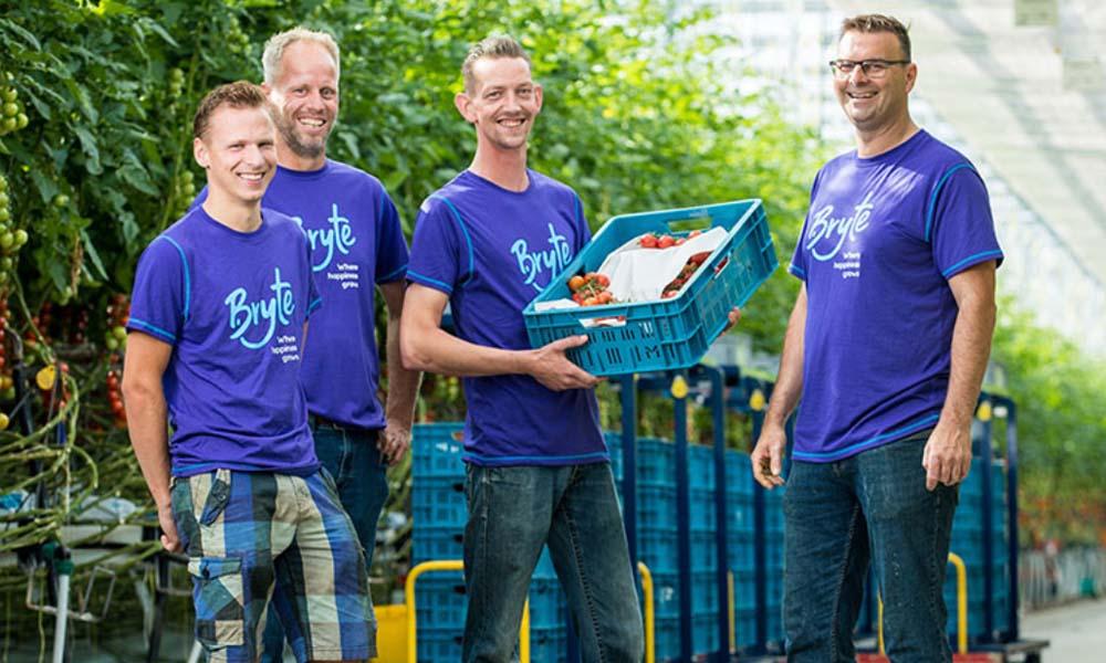 Bryte kiest als eerste bedrijf in Nederland voor LED toplicht