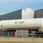 Vermindering aardgasverbruik leidt tot grotere externe CO2-behoefte
