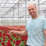 Lex van Santen: 'De afwisseling en uitdaging maken het telen leuk'