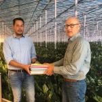 Von Bannisseht strategisch manager Glastuinbouw Nederland