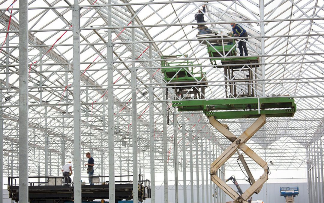 Stikstofemissies dreigen nieuwe bouwprojecten te verstikken