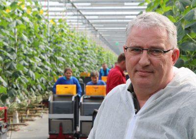 Roy Joosten: 'We hebben Agrobacterium goed onder controle'