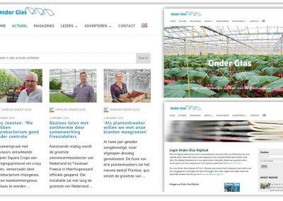 Onder Glas is nu ook via een digitaal abonnement te lezen