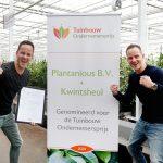 Tuinbouw Ondernemersprijs 2020 valt zeker in het Westland