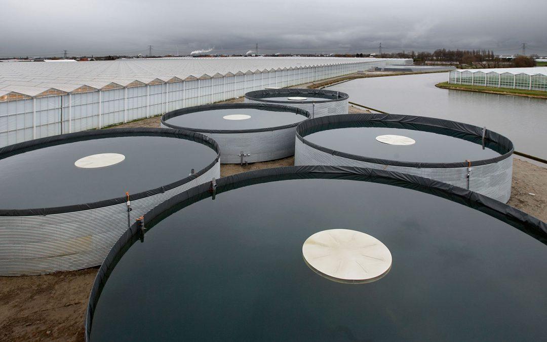 Groot-formaat silo's geen probleem voor verzekeraars