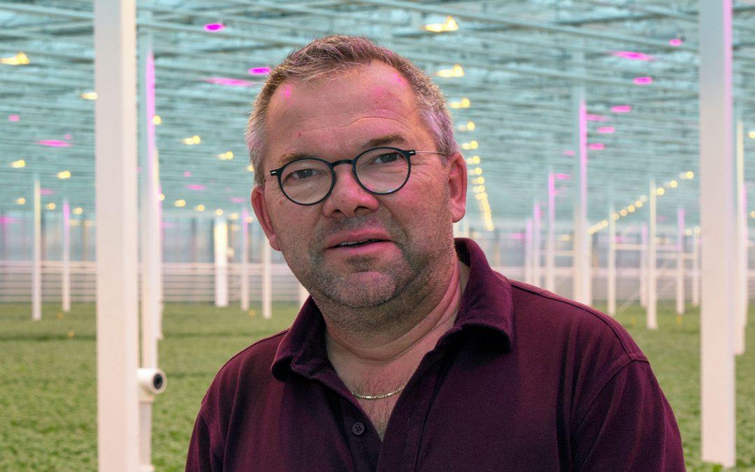 'Met diffuus glas beter klimaat voor planten en medewerkers'