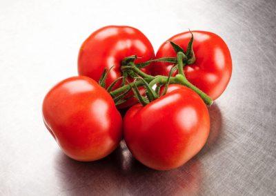 Nieuwe methode om houdbaarheid van tomaten te meten
